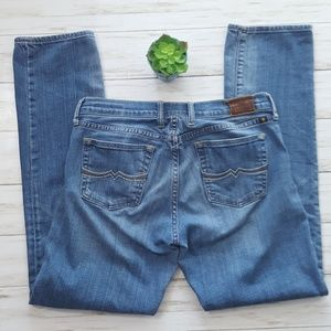 Lucky brand sweet N' straight jeans sz 8/29
